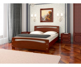 Кровать Bravo Камелия-2 Орех
