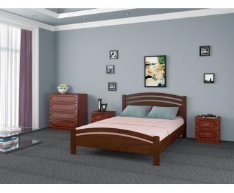 Кровать Bravo Камелия-3 Дуб Коньяк