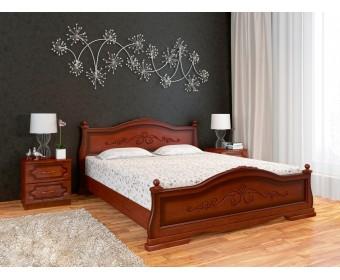 Кровать Bravo Карина-1 Орех