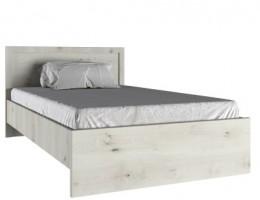 Кровать 120 Бьёрк, ольха полярная