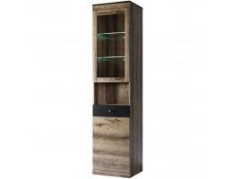 Джаггер, Шкаф с витриной 1V1D1SN