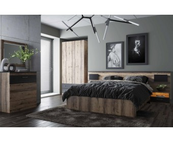 Спальный гарнитур Джаггер Вариант 2