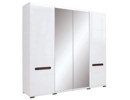 Шкаф с зеркалом S205-SZF2D2L/21/22 AZTECA