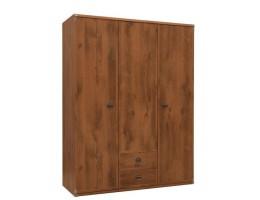 Шкаф трехдверный ИНДИАНА JSZF 3D2S