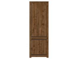 Шкаф глухая дверь S404-REG2D KADA, дуб April