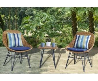 Комплект кофейный 210488 (стол и 2 кресла)