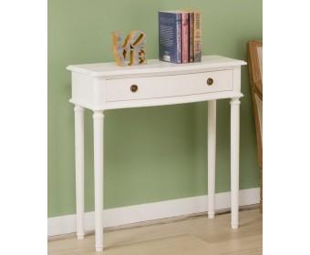 Консольный столик GLA16 белый