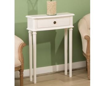 Консольный столик малый GLA20 белый