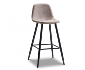 Барный стул 350B, черные ножки