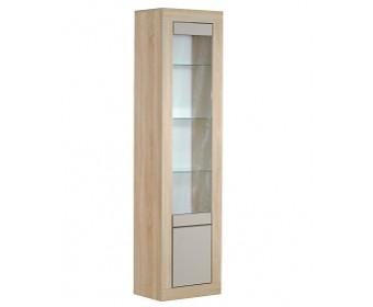 Лондон, Шкаф с витриной 2Д
