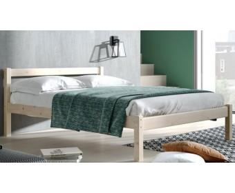 Кровать Рино 120-160, массив сосны