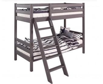 Двухъярусная кровать Соня Вариант 10 (с наклонной лестницей)