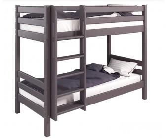 Двухъярусная кровать Соня Вариант 9 (с прямой лестницей)