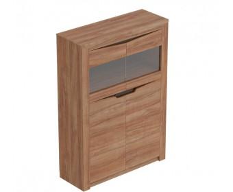 Шкаф двухдверный Соренто (дуб стирлинг)