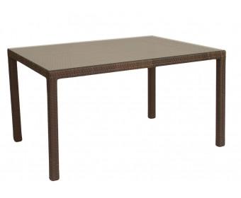 Стол прямоугольный штабелируемый TURIN