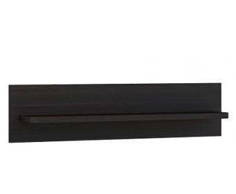 Полка прямая Браво МН-127-11, орех шоколадный