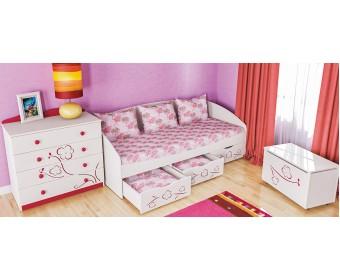Мебель в детскую Тедди-2