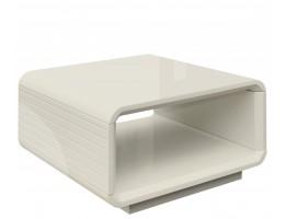 Журнальный столик Velvet Quadro, белый