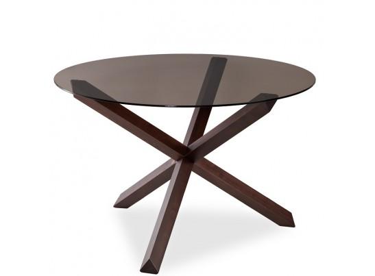 Стол круглый CROSS