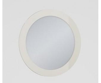 Зеркало круглое SB63ME Diamante, beige-della noce