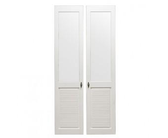 Комплект дверей к стеллажу Рауна-20 (белый воск УКВ)