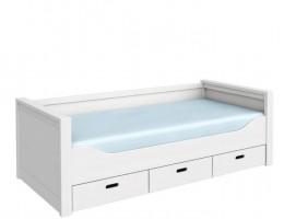 Кровать-диван Сиело 77325, белый воск УКВ