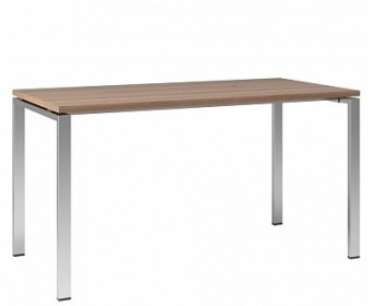 Стол для офиса Г600 Квадро (массив)