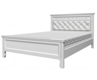 Кровать Bravo Грация Белый античный