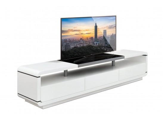 Тумба под ТВ Corso D2034 (Bright White) 2000х450х480