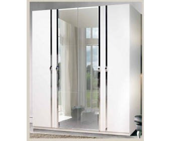 Шкаф 4-х дверный Венеция