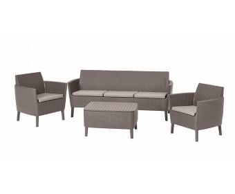 Комплект мебели Salemo 3 seater set