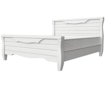Кровать Bravo Манхэттен-2 Белый античный