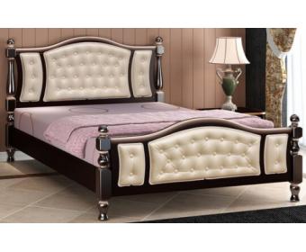 Кровать Bravo Жасмин-Орех Темный