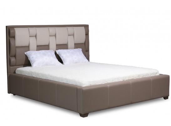 Кровать с мягкой спинкой Штутгарт
