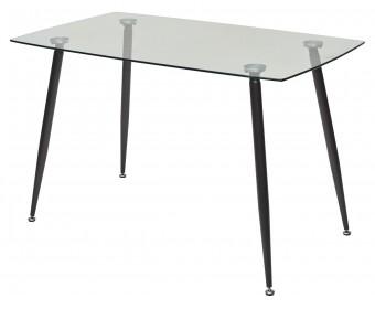 Стол RON 120 прозрачный